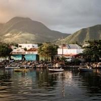 Escale à Saint Kitts