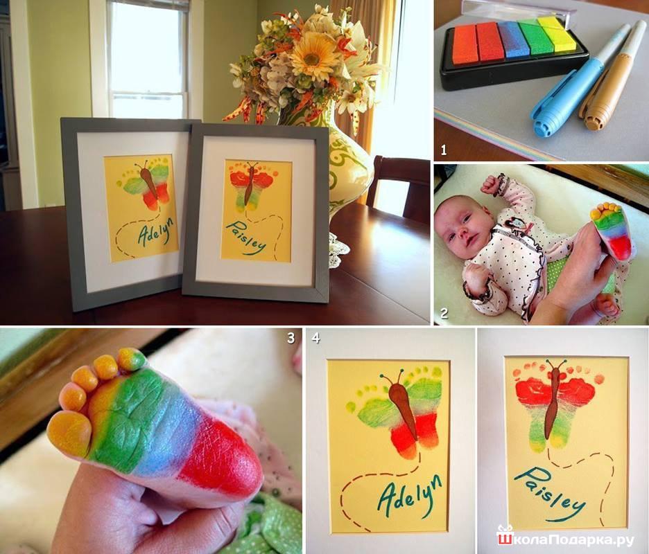 Открытка бабушке на день рождения своими руками от внучки картинки