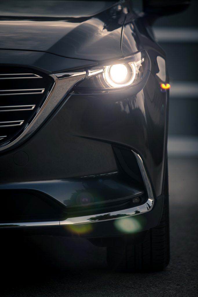 Mazda Cx 9 Driving Lights