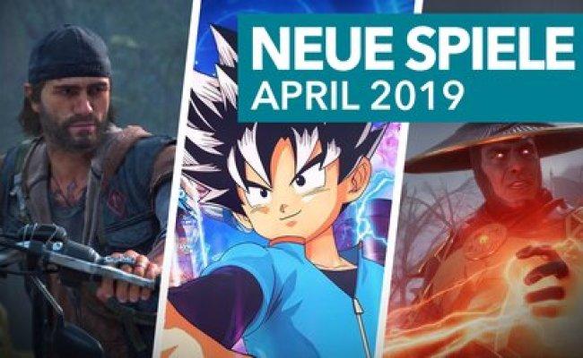 Neue Spiele Für Ps4 Xbox One Switch Im April 2019