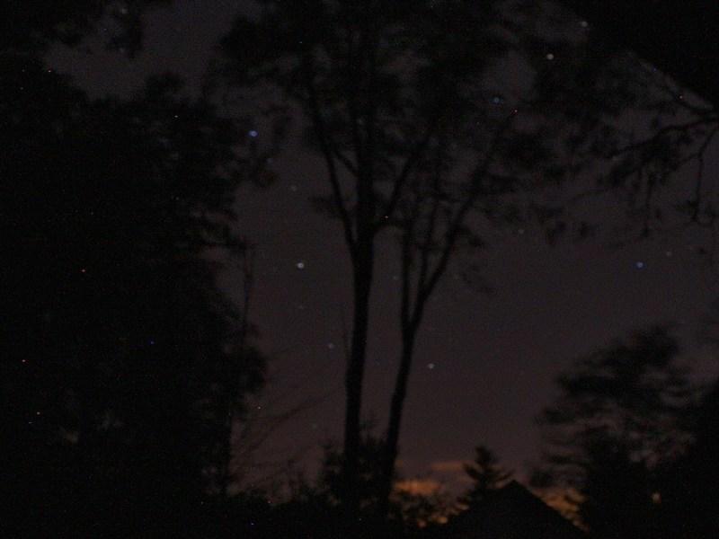 Night Lights in NH
