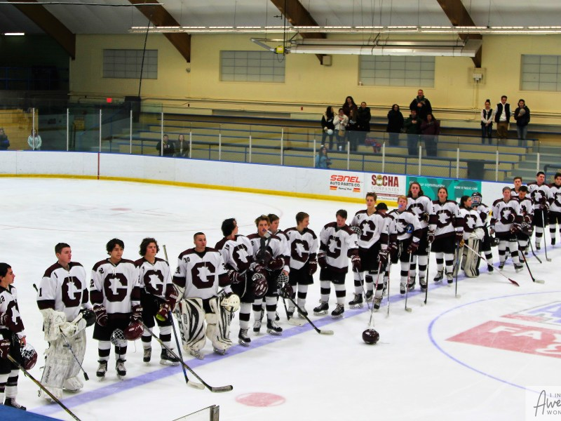 Christmas Hockey Classic: Bow 2 at Goffstown 6