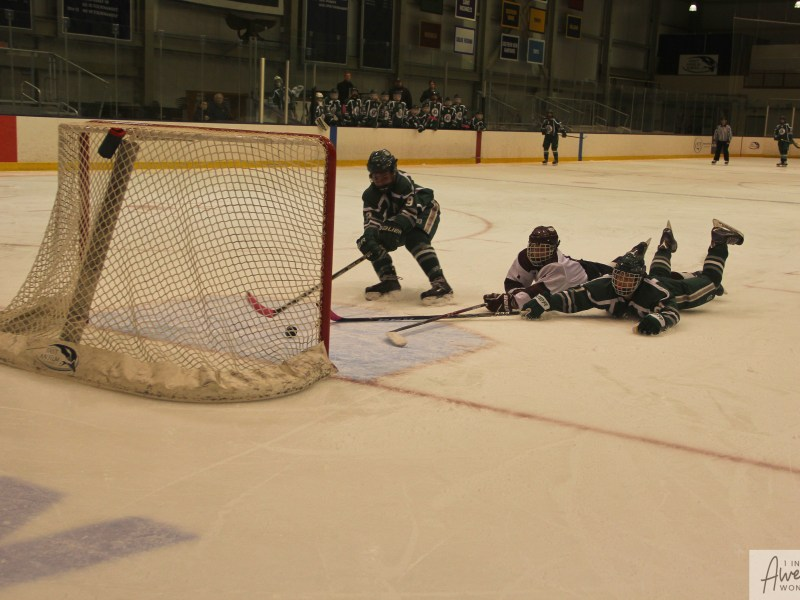 Hockey: Goffstown 8 vs. Dover 5