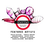 cover of Folkstock Downtown CD