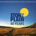 40 years Stony Plain