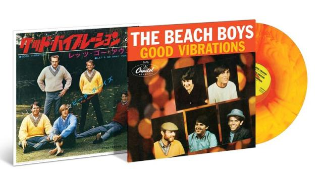 "The Beach Boys celebrate 50 years of ""Good Vibrations"""