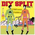 Gabriel Vendramini and Guilherme Wolf release EP DIY Split Vol. 1