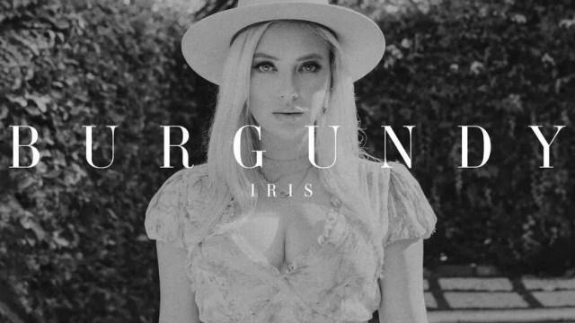 Singer/Songwriter Iris releases nostalgic single Burgundy