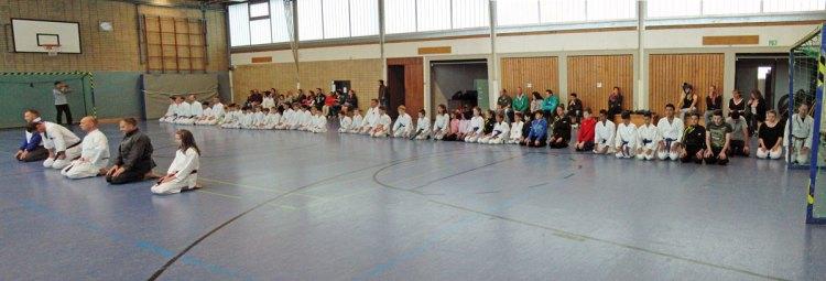 Karatetrainingscamp-2014