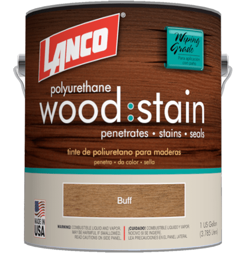 Wood Stain Polyurethane Combination