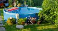 5 Above Ground Pool Ideas For Small Yards