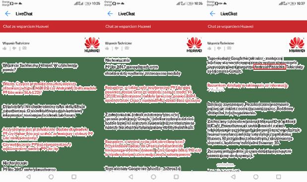Техподдержка Huawei проговорилась о названии Android P