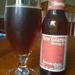 41. New Glarus – Snowshoe Ale