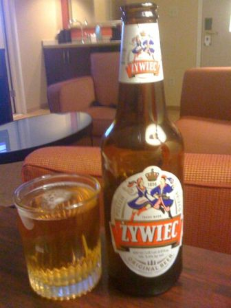 Zywiec Polish Prized Original Beer