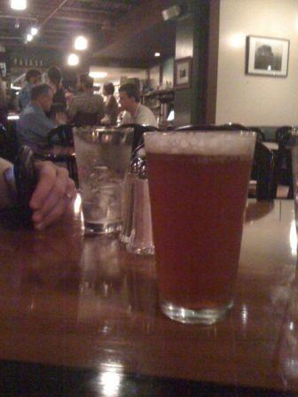 Broadway Brewery American Pale Ale APA