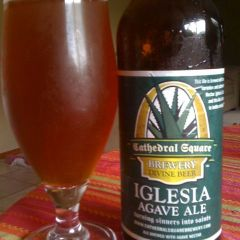 87. Cathedral Square – Iglesia Agave Ale