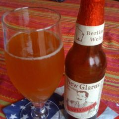 86. New Glarus Brewing – Unplugged Berliner Weiss