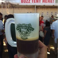 123. Alaskan Brewing – 2008 Big Nugget Barleywine Draft