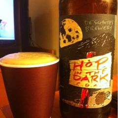 168. Deschutes Brewery – Hop in the Dark Cascadian Dark Ale