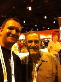 Me and Charlie Papazian