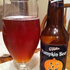 186. O'Fallon Brewery – Pumpkin Beer