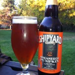 Shipyard Brewing Smashed Pumpkin Ale