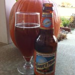 Blue Moon Harvest Moon Pumpkin beer