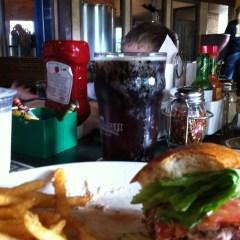 208. Flatbranch Pub & Brewing – Cherry Brown Draft