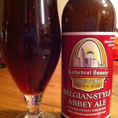 232. Cathedral Square – Belgian-Style Abbey Ale