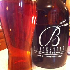 242. Blackstone Brewing – Dry Hopped Red Draft