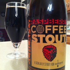 268. St. Louis Brewery / Schlafly – Raspberry Coffee Stout