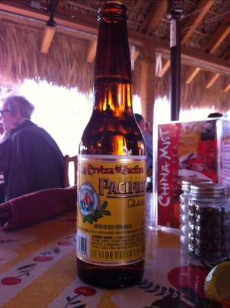 Pacifico Cerveza