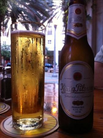 König Brauerei König Pilsener