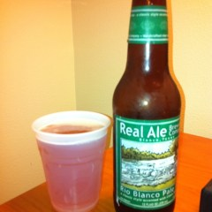 316. Real Ale Brewing Co. – Rio Blanco Pale Ale