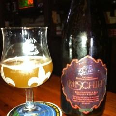 304. The Bruery – Mischief Belgian Style Ale