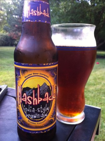 Boulder Beer Co. - Flashback India Style Brown Ale