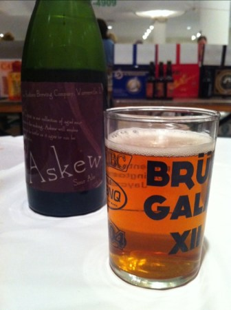 Two Brothers - Askew Sour Ale
