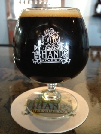 4 Hands Brewery - Bona Fide Russian Imperial Stout