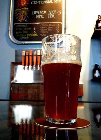 4 Hands Brewery - Reprise Centennial Red