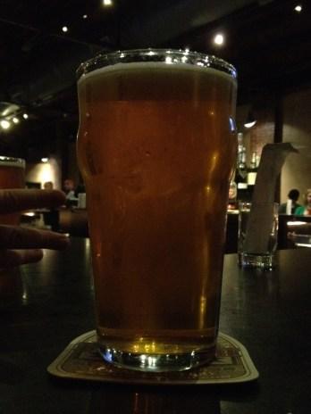 Flat Branch Pub & Brewing - Kristalweizen