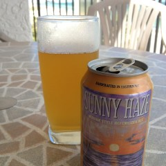 445. Mother Earth Brewing – Sunny Haze German Style Hefeweizen