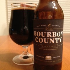 462. Goose Island – 2011 Bourbon County Stout