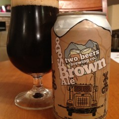 465. Two Beers Brewing Co. – SoDo Brown Ale