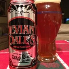 513. Oskar Blues Brewery – Deviant Dale's India Pale Ale