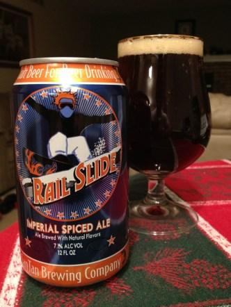 515. SanTan Brewing Co - Rail Slide Imperial Spiced Ale