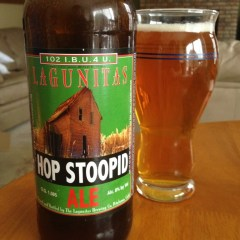 516. Lagunitas Brewing Co – Hop Stoopid Ale