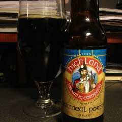 517. Highland Brewing Co – Oatmeal Porter