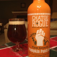 518. Chatoe Rogue – First Growth Pumpkin Patch Ale