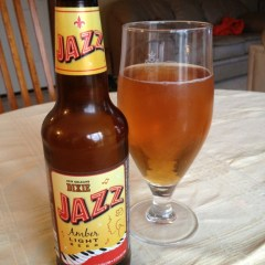 520. Dixie Brewery – Jazz Amber Light Beer