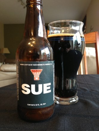 523. Yazoo Brewing - SUE Imperial Smoked Porter